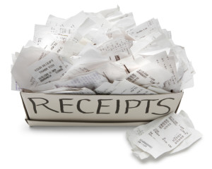 bookkeeping-1-receipts