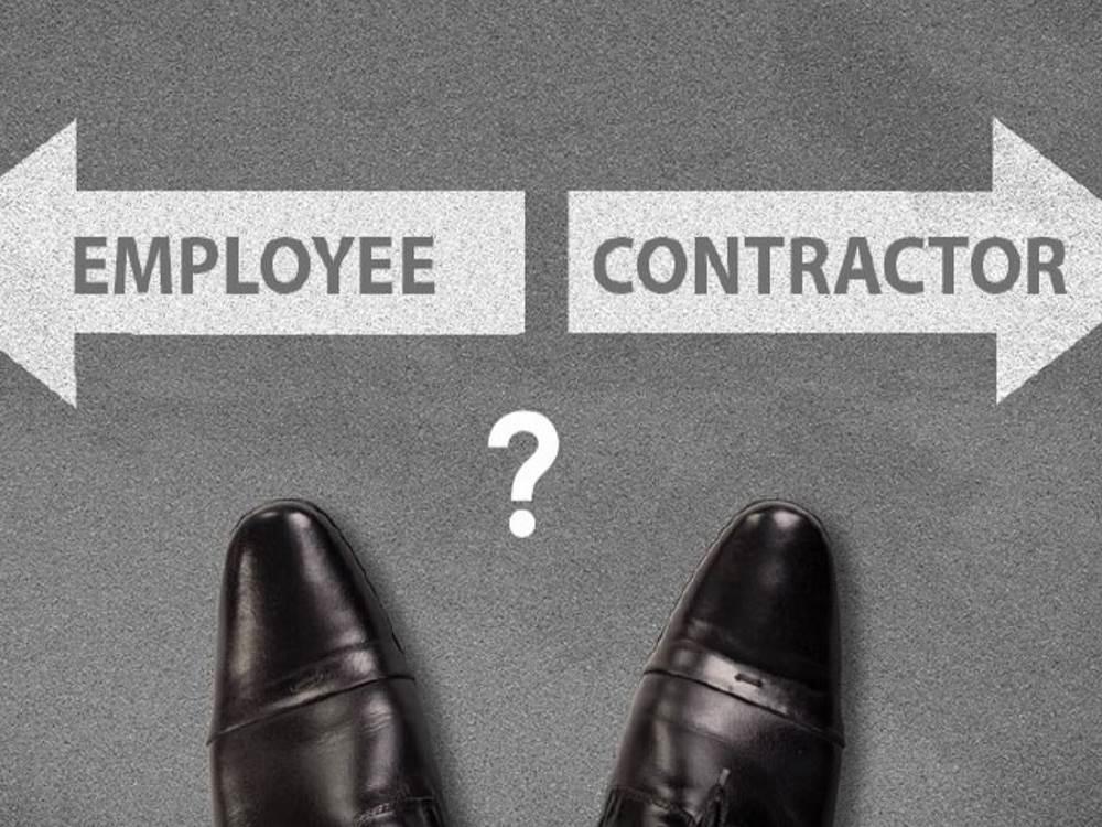 Employee vs Sub Contractors