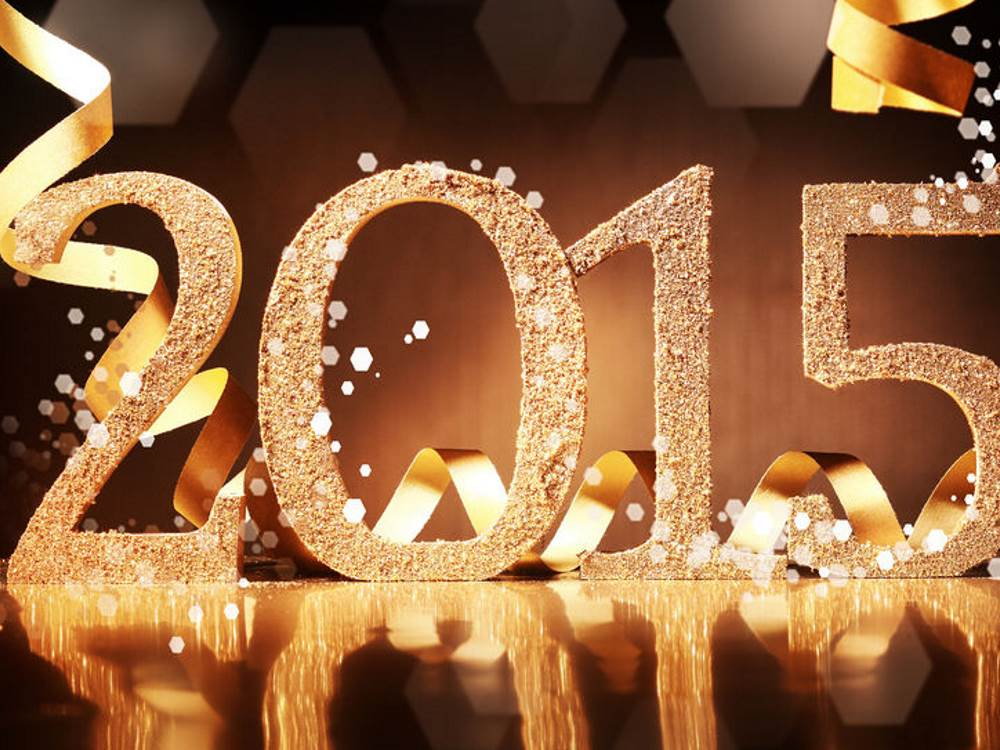 Are You Ready For 2015