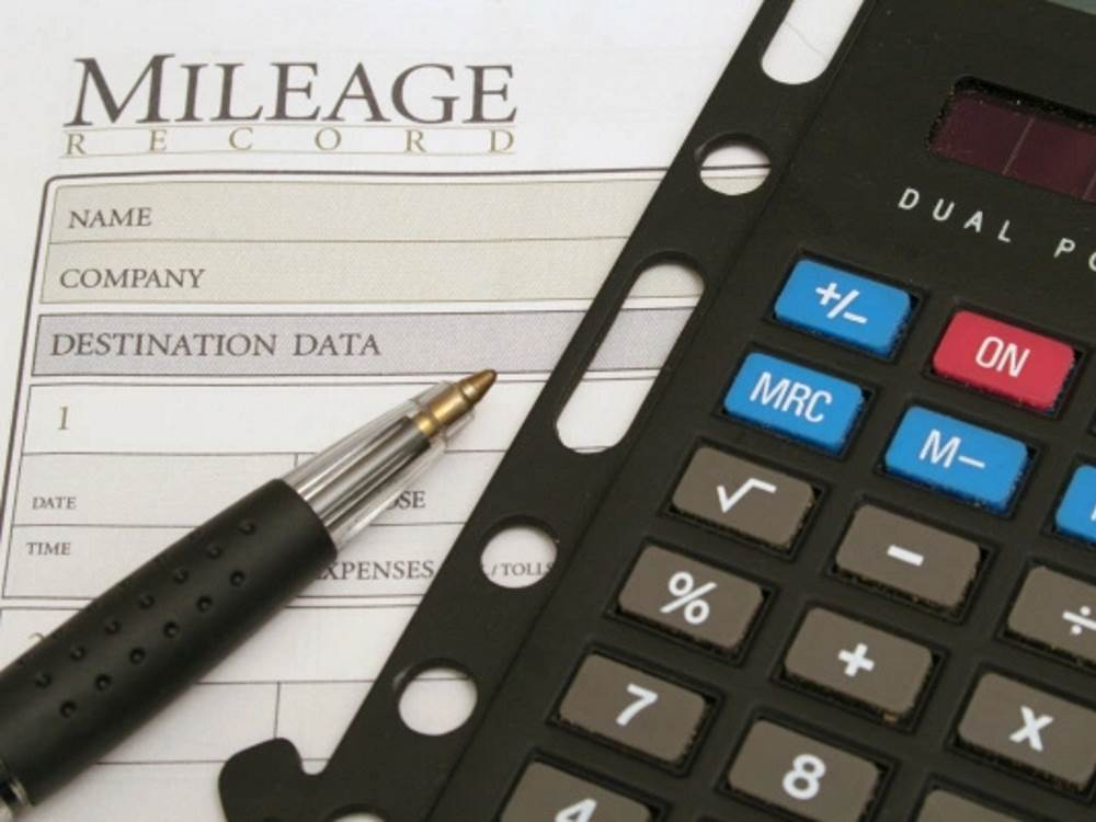 IRS Mileage Rates