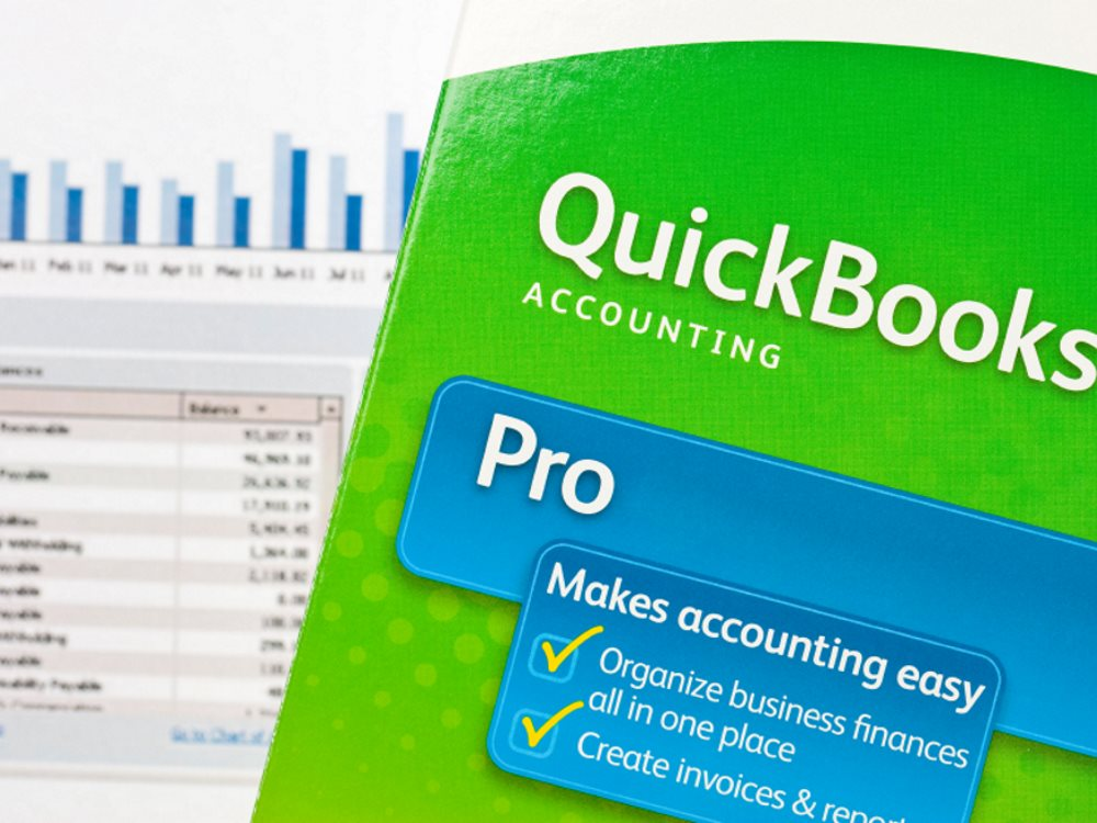 Keep Better Track of Finances with Intuit QuickBooks
